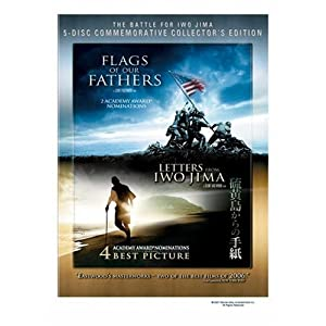 Letters from Iwo Jima / Flags of Our Fathers (Five-Disc Commemorative Edition) (2007)