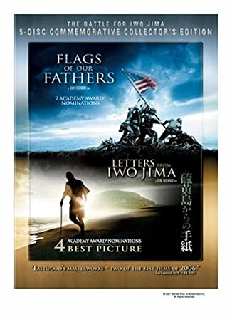 Letters From Iwo Jima Flags Of Our Fathers Five Disc Commemorative Edition