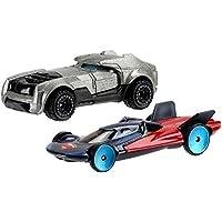 Hot Wheels Batman v Superman: paquete de 2 vehículos de Dawn of Justice