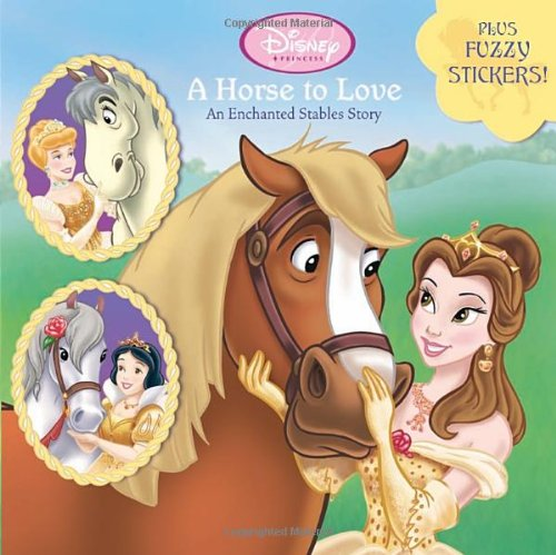 A Horse to Love: An Enchanted Stables Story  )