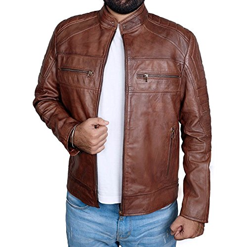 Vanson Leather Jacket For Sale - 6