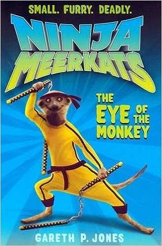 The Legend Of The Shaolin Monkeys (Ninja Meerkats): Amazon ...