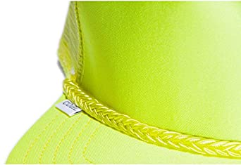 238c3d5ff8e671 Amazon.com: Coal The Arnie Trucker Hat Neon Yellow: Clothing