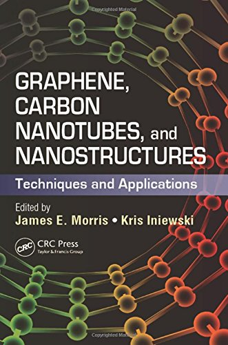 Graphene, Carbon Nanotubes, and Nanostructures: Techniques and Applications (Devices, Circuits, and Systems) (Carbon Nanotube Devices)