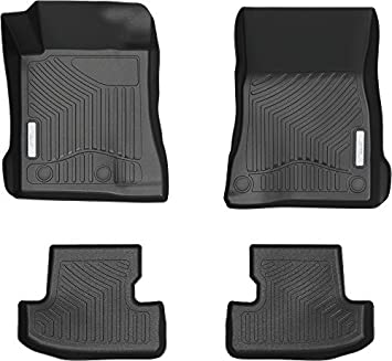 Protec Gear 2015 2017 Ford Mustang Floor Mats Amazon Co Uk Car