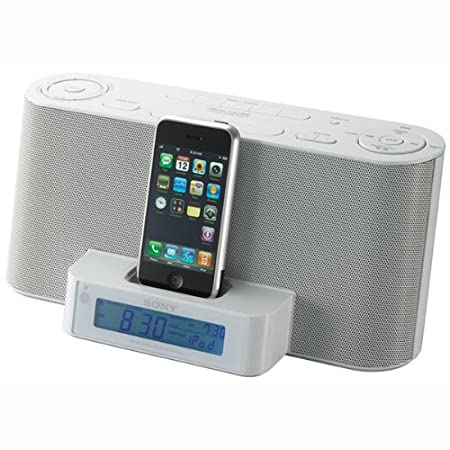 Review Sony ICFC1iPMK2 Speaker Dock
