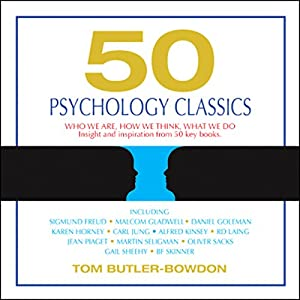 50 Psychology Classics Audiobook