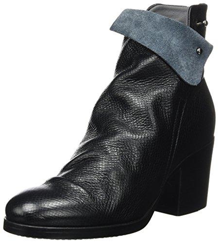Lilimill Vrouwen Oxa Slip Laarzen Zwart (nero)