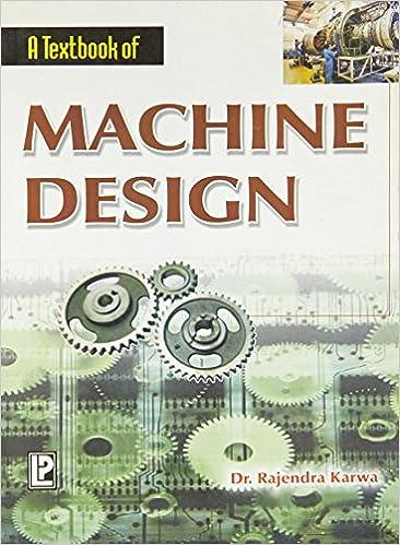Book A Textbook of Machine Design