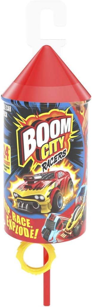 Famosa - Coche Boom City Racers, vehículo explosivo coleccionable (700016030)