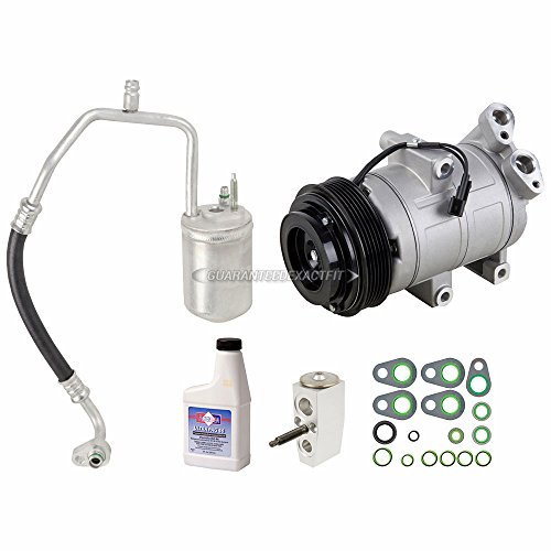 AC Compressor w/A/C Repair Kit For Ford Escape Mazda Tribute Mercury - BuyAutoParts 60-82319RK New ()