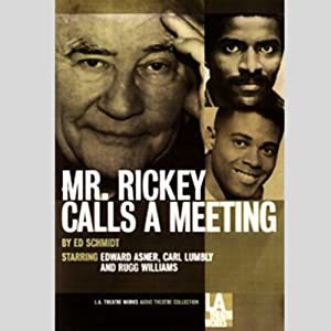 Mr. Rickey Calls a Meeting Performance