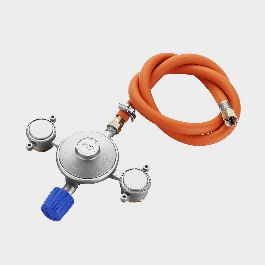 CADAC Dual Power Pak - Gas Regulator and Hose Kit