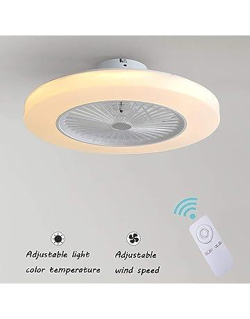 Ventiladores para el techo con lámpara | Amazon.es