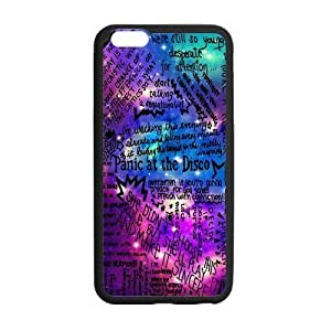 Panic! at the Disco Hard Coated Phone Cover Case for iPhone 6 Plus 5.5