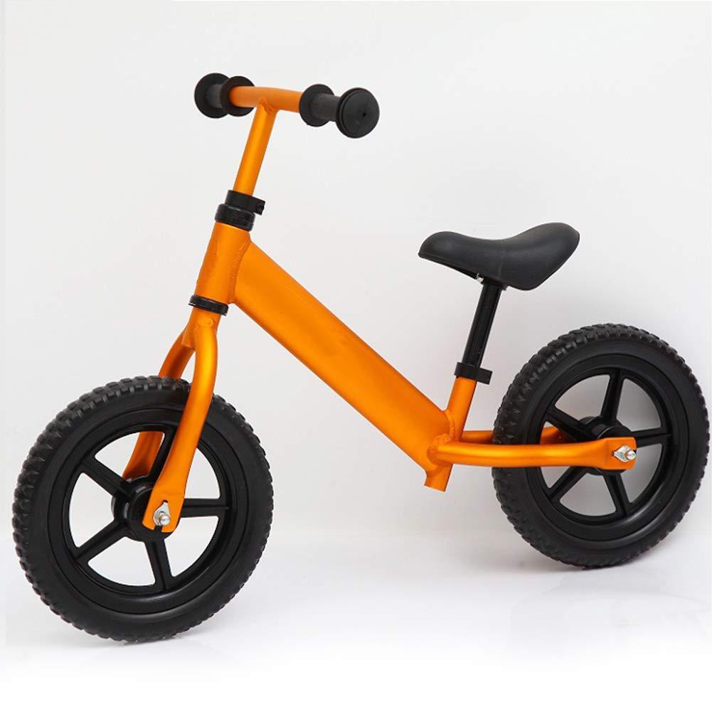 LIWORD Balancen-Auto der Aluminiumlegierungs-Kinder Kein Pedal-Schaum-Reifen-Roller 12 Zoll-Fahrrad 5 Farbe Optional