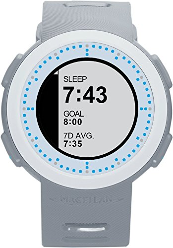 Magellan TW0203SGXNA Echo Fit Smart Sports Watch with Activity and Sleep Tracking (Gray)