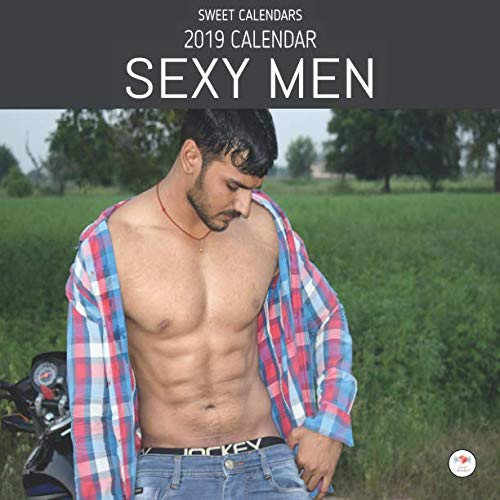 Guy Shirtless - 2019 Calendar Sexy Men: Sexy Guy Wall Calendar 2019 8.5 x 8.5 | 12 Monthly Colorful Images of Studs, Hot Guys, Shirtless Guys, Hunks And Guy Candy Representing the 12 Months Of The Year