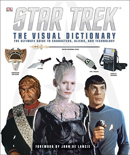Star Trek: The Visual Dictionary [Paul Ruditis] (Tapa Dura)