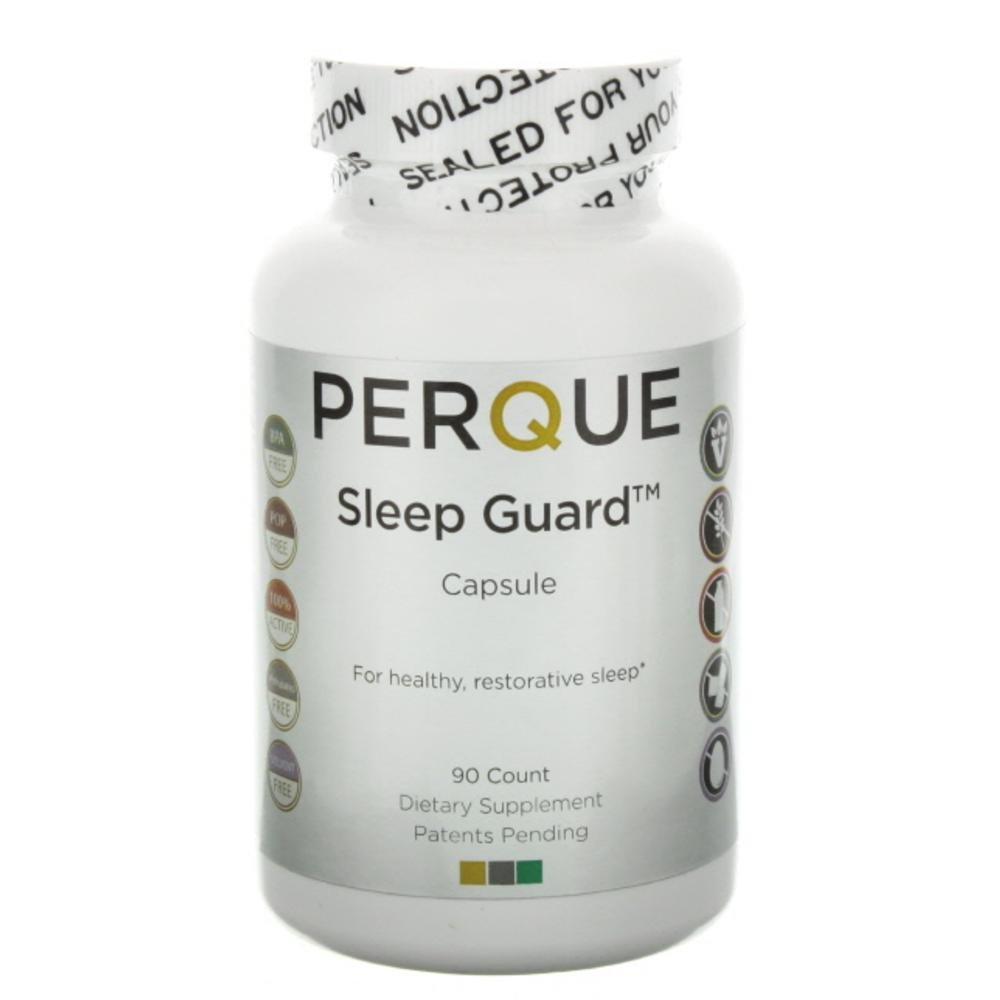 Sleep Guard – 90 Capsules by Perque