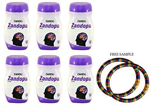 Zandu Zandopa Powder - 200g - - Free Expedited Shipping via DHL Express - Delivery in 3-7 days - with Free Product Sample by Zandu Ayurveda