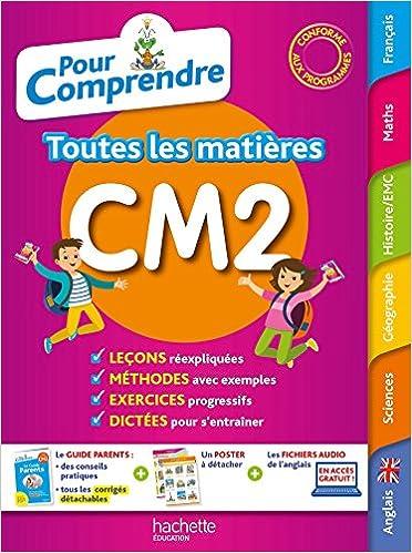 Pour comprendre toutes les matières CM2: Collectif: 9782017014973: Amazon.com: Books