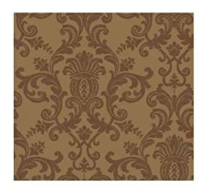 york wallcoverings dc1350 iridescent silk damask wallpaper