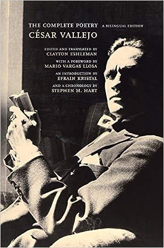 Amazon com: Complete Poetry (9780520261730): Vallejo: Books