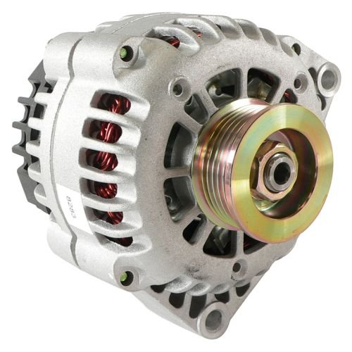 DB Electrical ADR0240 Alternator (For Chevy S10 Truck 4.3L 01 02 03 04 & Blazer 05 Gmc Jimmy, Sonoma) (Chevy Chevrolet Alternator S10)