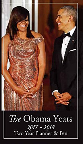 Shades of Color 2018-2019 African American Two Year Checkbook Planner, The Obamas - Shades Obama