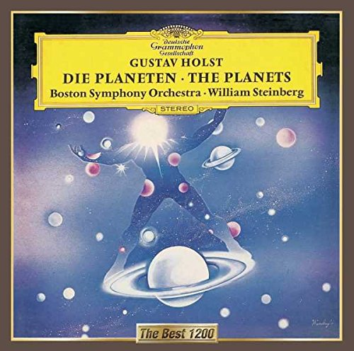 - The Planets; (+ Strauss: Also Sprach Zarathustra)