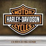 Harley-Davidson 2013 Wall Calendar