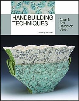 Book Handbuilding Techniques (Ceramic Arts Handbook Series)