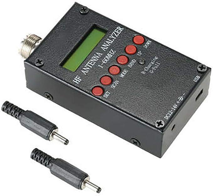 CNRGHS Vector Network Analyzer, Analizador De Antena, Control ...