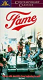 Fame VHS Tape