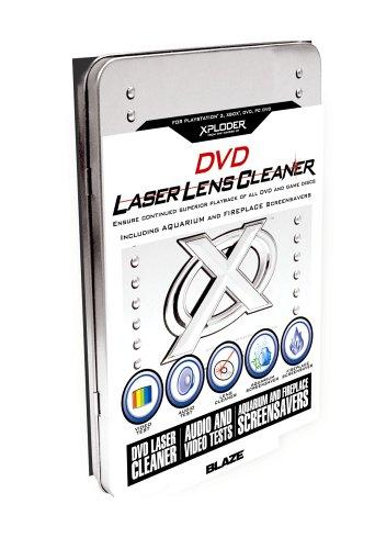 Xploder DVD Laser Lens Cleaner (In Compressor Plug Vst)