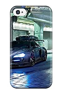 EoWSeaw3465XFDQA Case Cover Protector For Iphone 4/4s Audi R8 By Jon Olsson Case