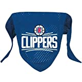 Hunter MFG Los Angeles Clippers Mesh Dog Bandana, Large