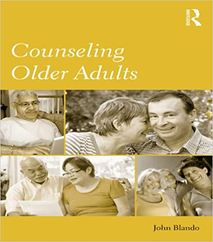 Image result for Counseling Older Adults 2011 by John Blando