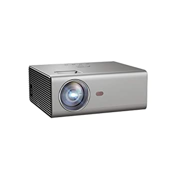 Lzz Proyector inalámbrico, WiFi 2500Lumes 720P Home Cinema ...
