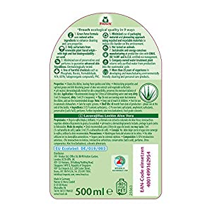 Frosch Natural Aloe Vera Liquid Hand Dish Washing Soap, 500 ml (Pack of 2)