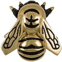 Bumblebee Door Knocker - Brass (Premium Size)