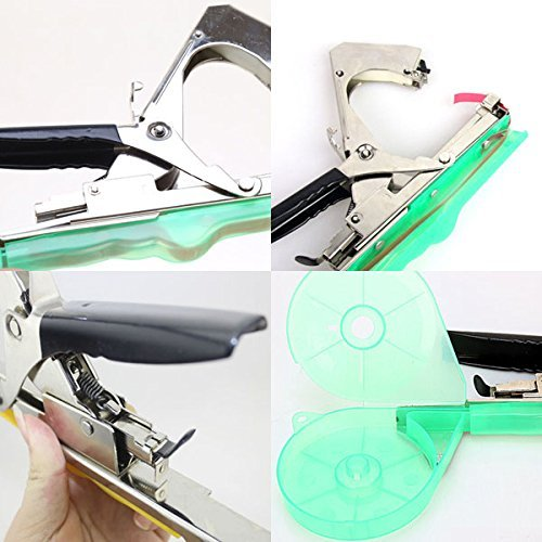 Plant Hand Tying Binding Machine Garden Flower Vegetable Tapetool by MMMINTER
