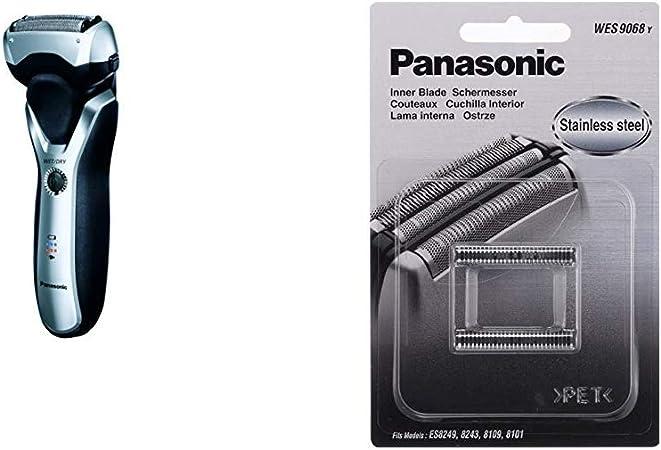 Panasonic ES-RT47-S503 - Afeitadora Eléctrica para Hombre WET&DRY ...