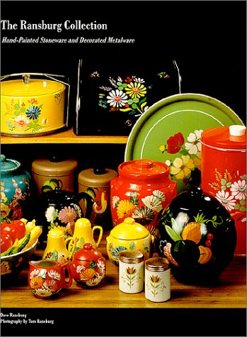 - The Ransburg Collection : Hand-Painted Stoneware and Decorated Metalware