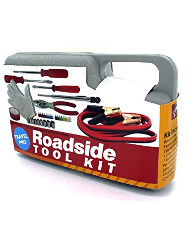 Travel Roadside Emergency Tool Kit, Case of 10 by bulk buys (Image #1)