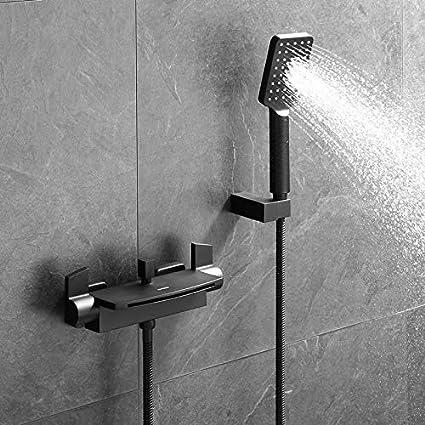 Robinetterie de baignoire de stockage cascade chaud et froid ...