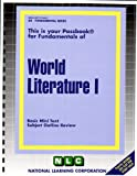 World Literature, Jack Rudman, 083737460X
