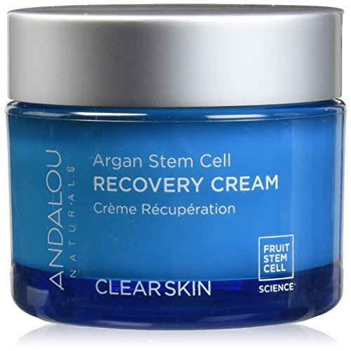 Andalou Naturals Argan Stem Cell Recovery Cream  1 7 Ounce