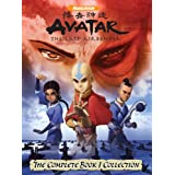 Avatar The Last Airbender - Complete Book 1 Collection